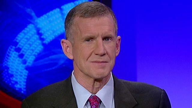 Exclusive: McChrystal speaks out on Rolling Stone article