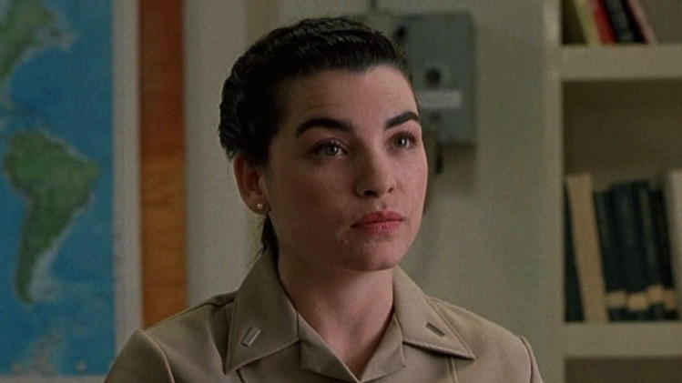 Julianna Margulies '93 – Conduct Unbecoming