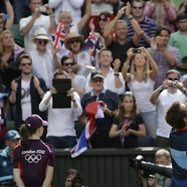London Games make Wimbledon more lively, colorful The Associated Press Getty Images Getty Images Getty Images Getty Images Getty Images Getty Images Getty Images Getty Images Getty Images Getty Images