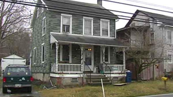Family and pets rescued from Berks County fire