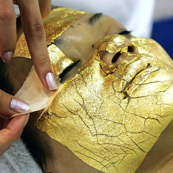 Golden Facial
