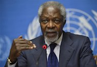 Siria, Kofi Annan a Damasco per incontrare Assad