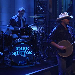 Watch Blake Shelton Perform