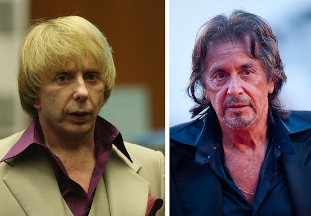 FILE PHOTO:  Al Pacino To Play Phil Spector In Biopic Role