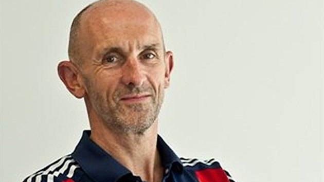 New UKA performance director Neil Black