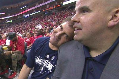 Mark Cuban just needed someone to lean on