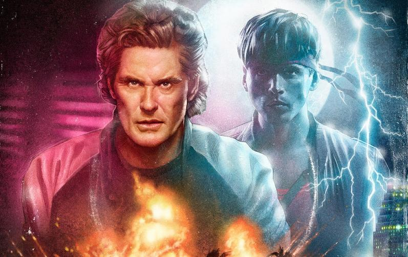 David Hasselhoff Will Break Your Brain With His New Song 'True Survivor'