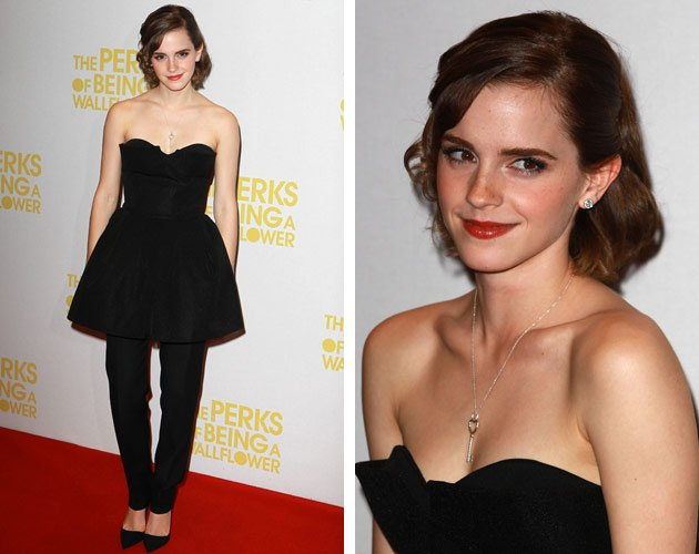 Emma Watson without Clothes http://ca.omg.yahoo.com/blogs/crush-ca/emma-watson-brings-back-dress-over-pants-combo-155303075.html