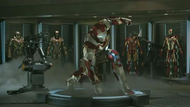 "Super Bowl 2013 presenta ""Iron-Man 3"""