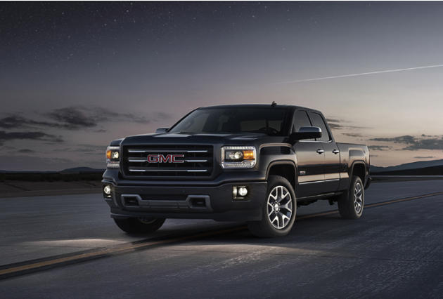 GMC Sierra All-Terrain
