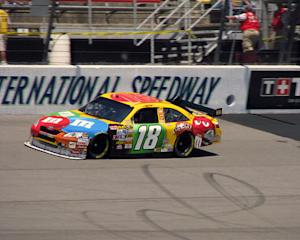 Kyle Busch is another good pick to win the Irwin Tools Bristol Night Race.