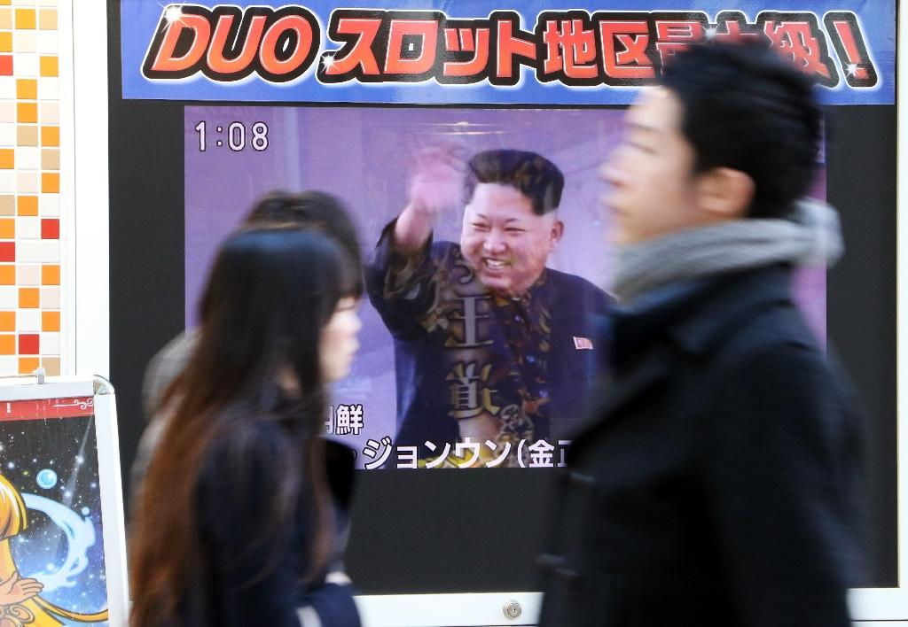 Global outrage over North Korea rocket launch