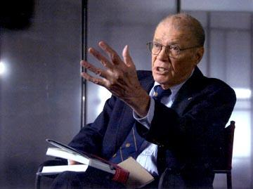Robert McNamara in Sony Pictures Classics' The Fog of War