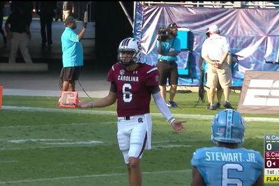 250 days of planning, and South Carolina still opened 2015 with a delay of game