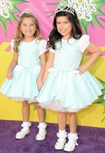 Rosie McClelland and Sophia Grace | Photo Credits: Steve Granitz/WireImage