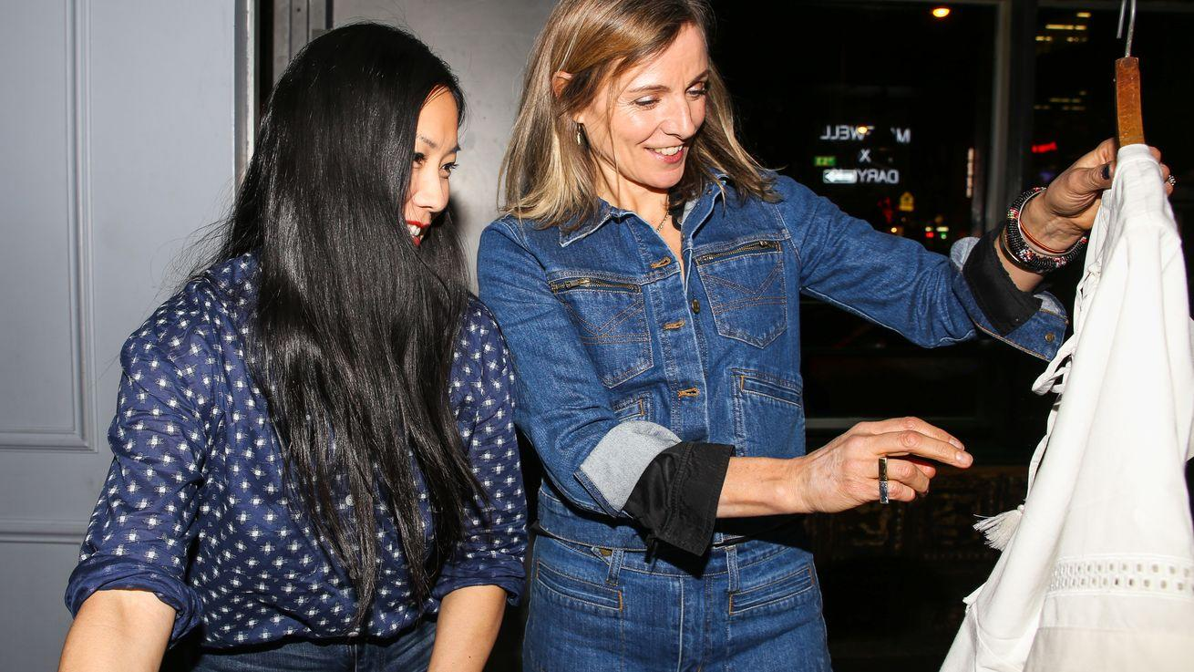 Daryl K and Madewell's Joyce Lee on Denim, New York, and Their New Collab
