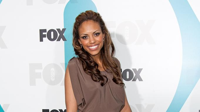 Fox 2012 Programming Presentation Post-Show Party - Jaime Lee Kirchner
