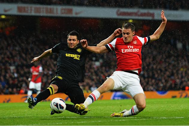Arsenal v Wigan Athletic - Premier League