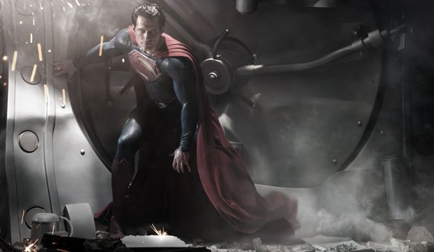 Henry Cavill as Superman - Photo: Warner Bros Pictures