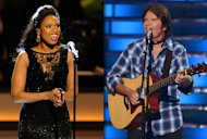 John Fogerty Re-Recording 'Proud Mary' With Jennifer Hudson
