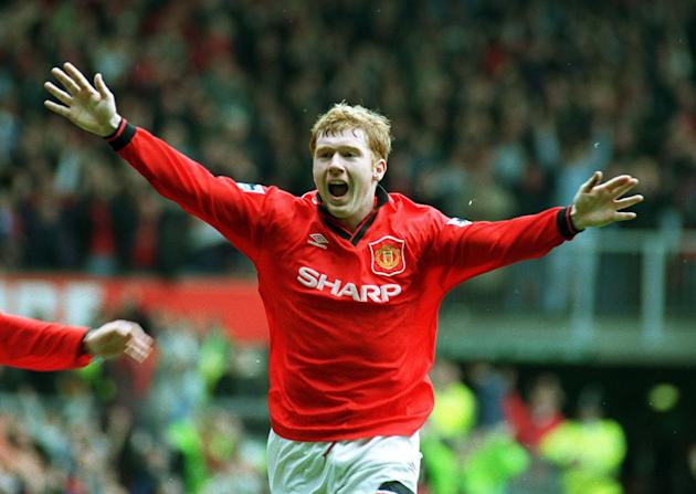Soccer - Paul Scholes File Photo