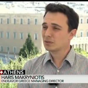 Tough Situation for Greek Small Businesses: Makryniotis