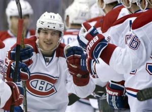 Canadiens defeat sluggish Maple Leafs 4-1