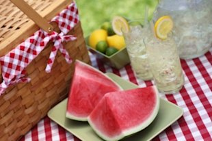 It's easy to elevate your next picnic or barbecue