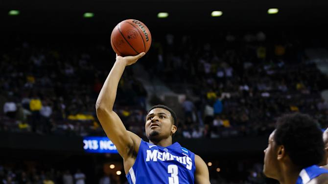 NCAA Basketball: NCAA Tournament-Michigan State vs Memphis