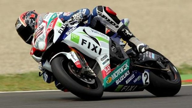 Imola WSBK: ?My last lap could have been better? - Camier