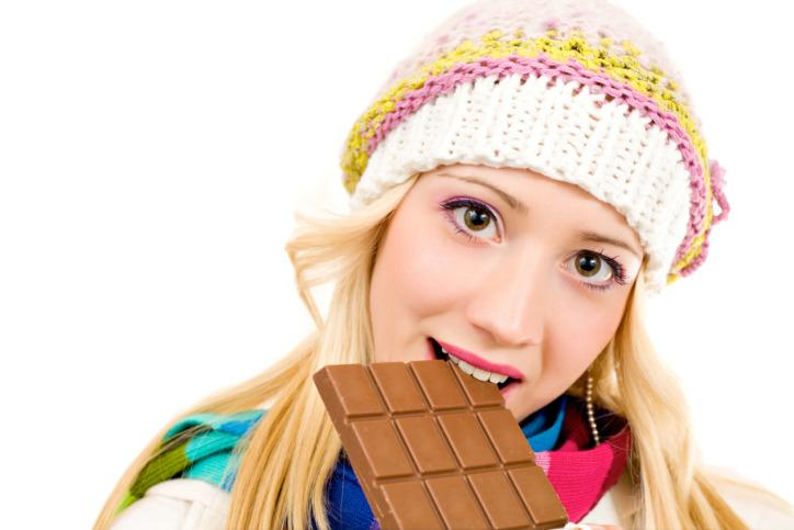 Diet can help combat Seasonal Affective Disorder in gloomy winter months