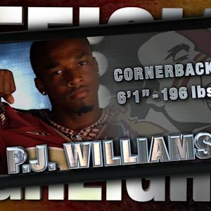 2014 Official Highlights | FSU CB P.J. Williams