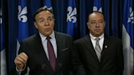 Franois Legault said his party will not vote in favour of increasing income taxes for people with higher incomes to make way for health tax changes imposed by the Parti Qubcois.