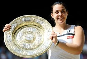 Marion Bartoli | Photo Credits: Dennis Grombkowski/Getty Images