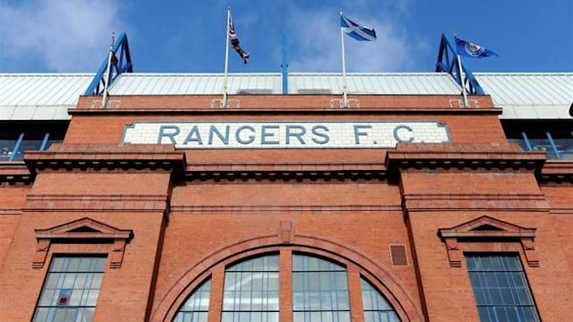 Ibrox Stadium, the home of Rangers football club, is seen in Glasgow, Scotland, February 18