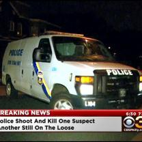 Philadelphia Police Shoot Suspect Following Home Invasion