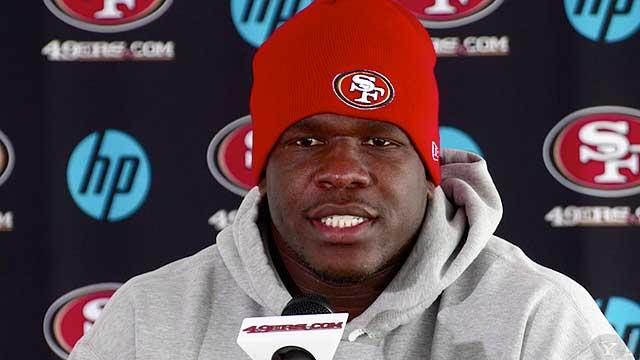 New playoffs, new attitude for 49ers