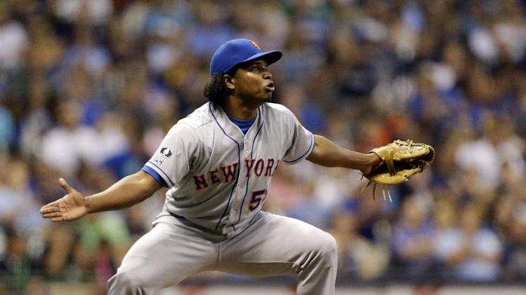 Mets' Jenrry Mejia on hernia injury: 'I want to take some pills…