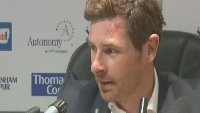 AVB disappointed over Champions League miss