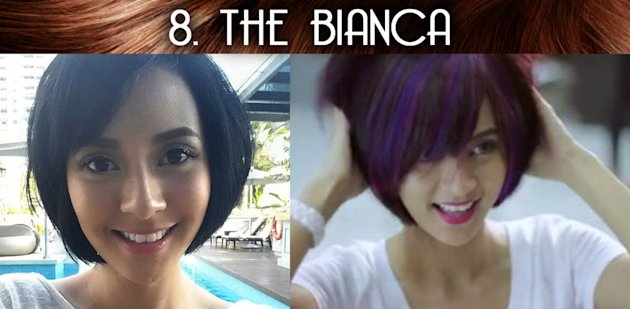 bianca gonzales new hairstyle - photo #13
