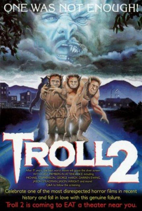 "Movie poster for ""Troll 2"""