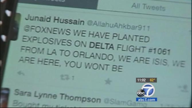 Security issues reported on 2 flights from SoCal