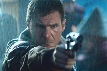 Harrison Ford in Warner Brothers' Blade Runner