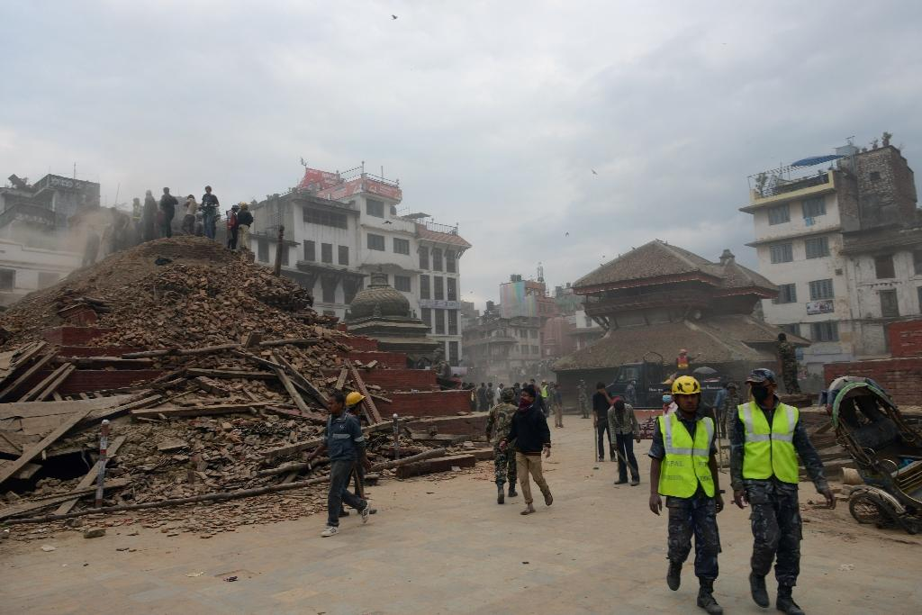 Israel sending aid teams to Nepal after quake