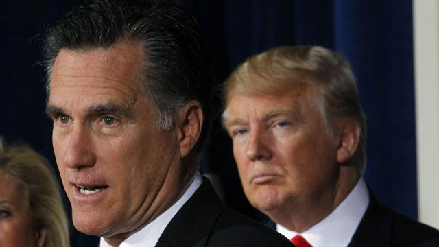 Trump: A boost or detriment to Romney?