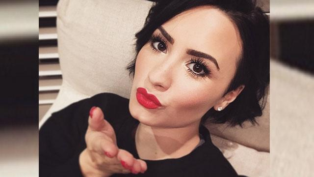 No Photoshop Here -- Demi Lovato Shows off Her Bikini Ready Body!