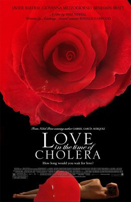 New Line Cinema's Love in the Time of Cholera