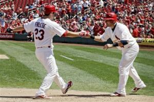 Cardinals beat Astros 13-5 for 3-game sweep