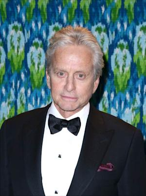 Michael Douglas -- Getty Images