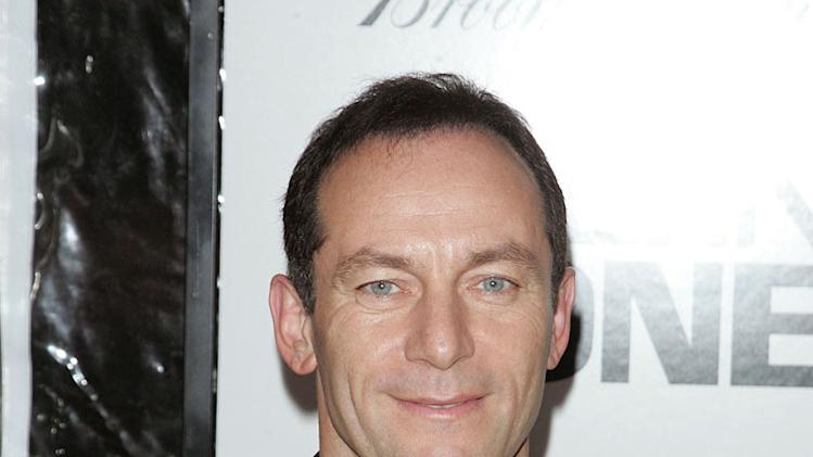 Green Zone NY Premiere 2010 Jason Isaacs